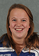 Claire Wilson, Women's Swimming and Diving