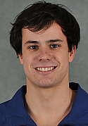 Erik Klontz, Men's Swimming and Diving headshot