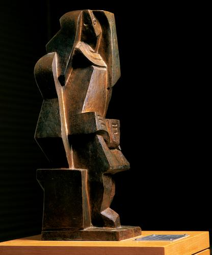 Jacques Lipchitz: The Reader