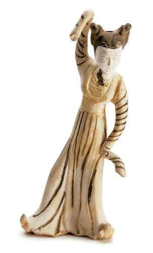 Anonymous, China: Dancing Figure