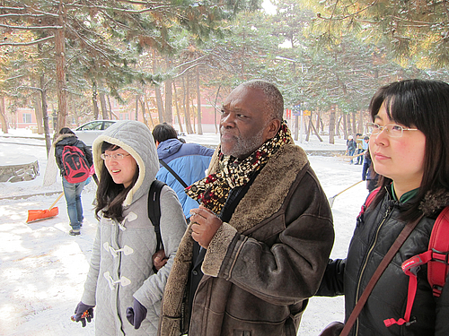 hmw snow in china