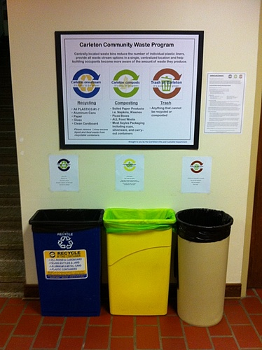 Community Waste Station