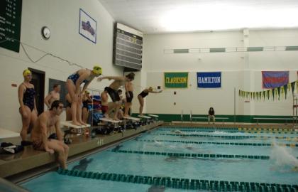 Carleton College Varsity Athletics Hour Of Power Relay 2011 Other Swim Teams Skidmore
