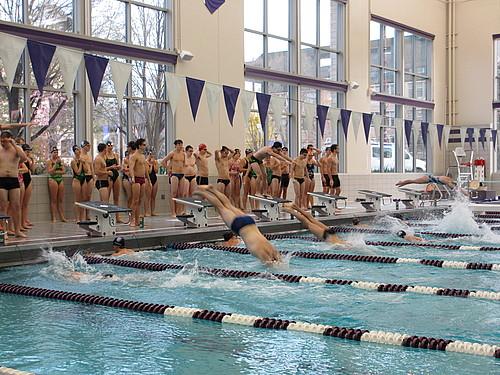 Carleton College Varsity Athletics Hour Of Power Relay 2011 Other Swim Teams University Of