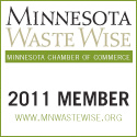 Minnesota Waste Wise 2011 Member