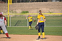Jenny Ramey, Softball Action, Carleton College