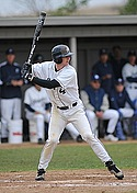 Eric Fabry, Baseball Action, Carleton College