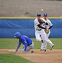 Kevin Johnson, Baseball Action, Carleton College