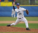 Jackson Tears, Baseball Action, Carleton College