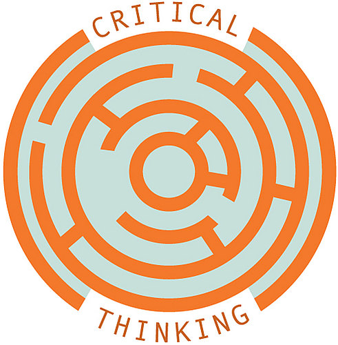 critical thinking illustration