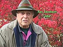 "Still of Ray ""Jake"" Jacobsen from a 2005 emeriti art faculty video"