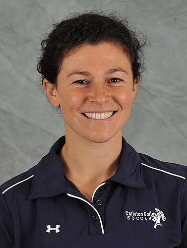 Jocelyn Keller, Women's Soccer Headshot