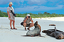 Up close with wildlife in the Galapagos