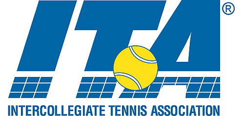 Intercollegiate Tennis Association (ITA) logo