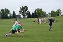 The '02 and '07 Ultimate Frisbee challenge