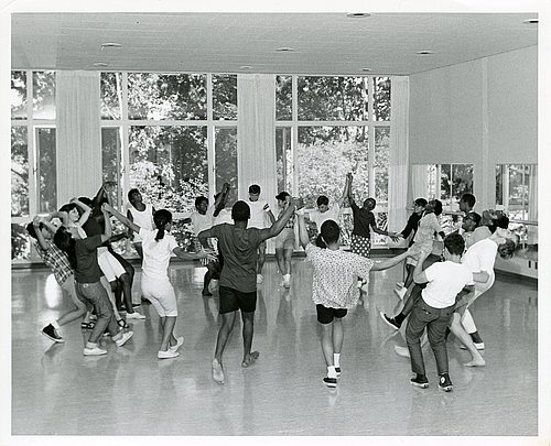 Project ABC (A Better Chance) Summer Program 1966