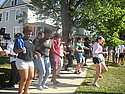 Block Party Dancing