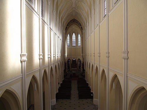 Cathedral of Our Lady Interior