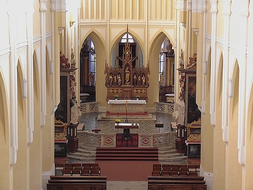 Cathedral of Our Lady Altar
