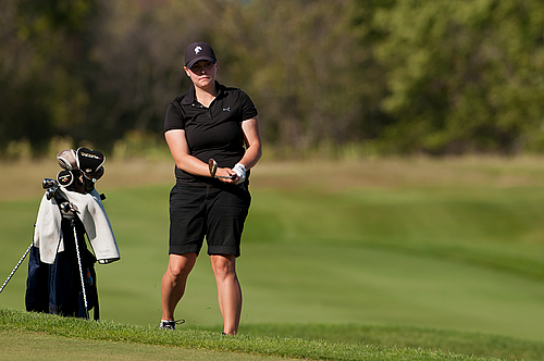 Kelsey Moede, women's golf