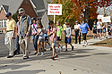 Northfield residents and Carleton students participated in the CROP Walk last Sunday