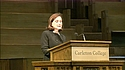A placard image for media work Convocation: Sherry Turkle