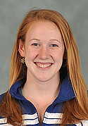 Hannah Happ, Women's Swimming and Diving