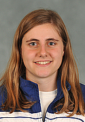 Rose Prullage, women's swimming