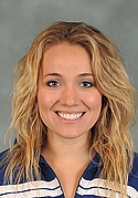 Halie Langanki, Women's Swimming and Diving