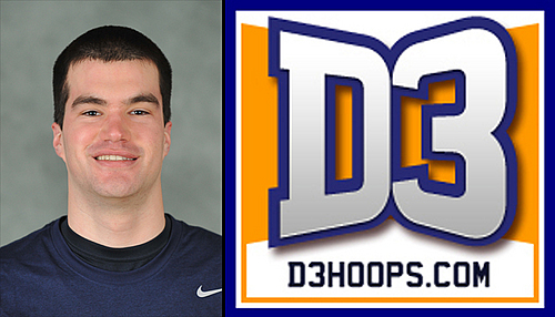 Scott Theisen, D3hoops.com award