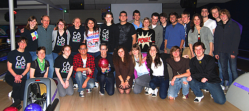 2013 CAMS GOES BOWLING
