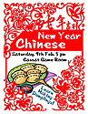 Chinese New Year Celebration 2013 Poster