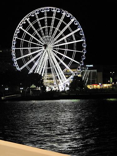 Ferris Cat Wheel Australia