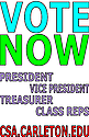 Vote Now in the CSA Elections!
