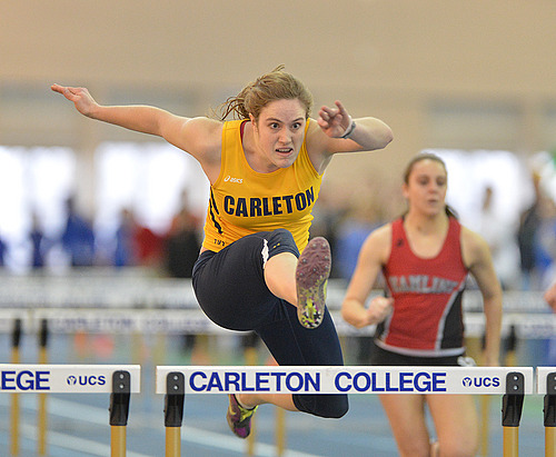 Amelia Campbell, Women's track action