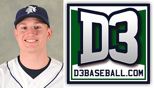 Kevin Johnson, D3baseball.com award