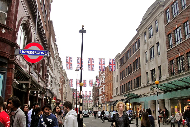 Carleton English Theater and Literature in London - Covent Garden