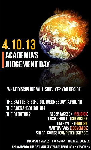 Academia's Judgment Day
