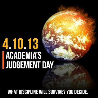 Academia's Judgement Day