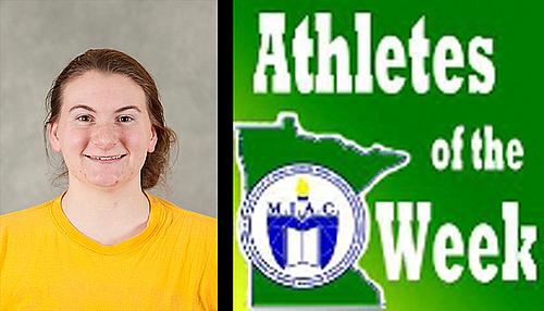 Avery Johnson, Women's Track and Field MIAC AOW