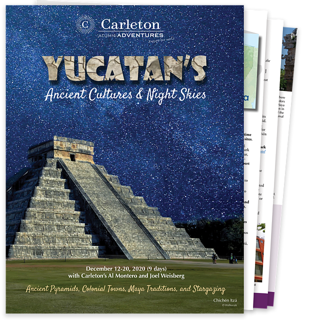 Yucatan's Ancient Cultures & Night Skies