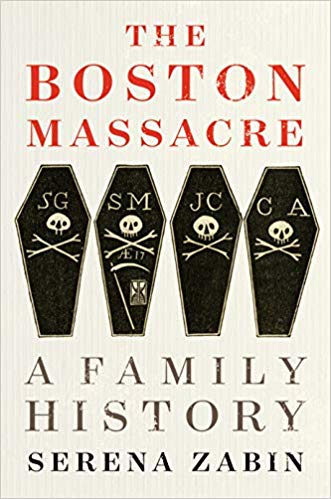 The Boston Massacre bookcover