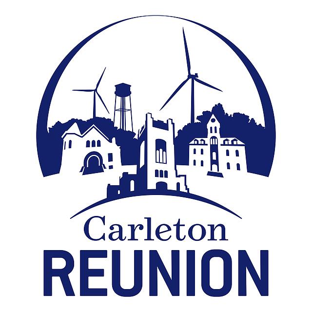 Reunion logo one color