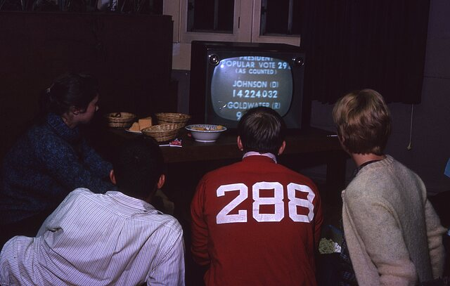1964 watch party