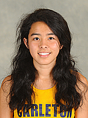 Laura Nakasaka, women's track and field