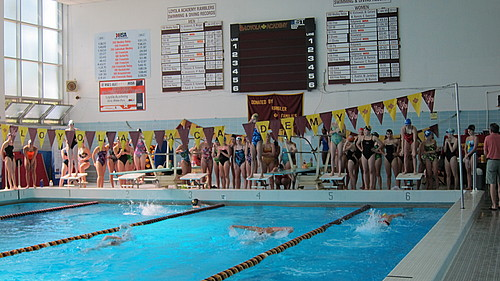 Loyola Academy Rambler Girls Hour Of Power 2012 Varsity Athletics Carleton College