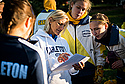 The MIAC gave Donna Ricks' her sixth career Women's Cross-Country Coach-of-the-Year Award.