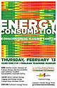 Energy Consumption Consciousness Raising Confab poster