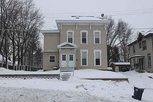 """Crack House,"" a popular Northfield Option residence, has been donated to St. Olaf college."