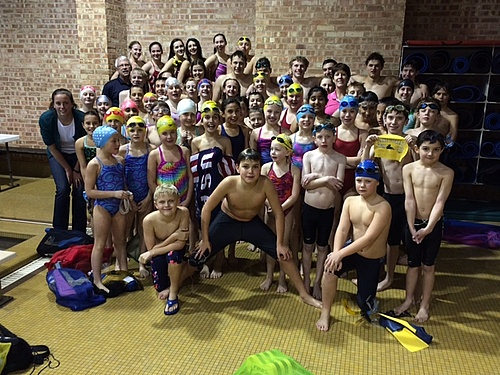 Lake Forest Swim Club Ducks Hop 2013 Varsity Athletics